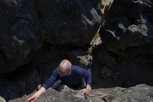 Simon topping out at fontainebleau.
