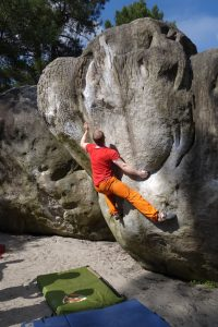 A classic problem at L'Elephant fontainebleau.