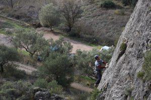 Sabe Robinson in the amazing Morata Del Halon, near Madrid.