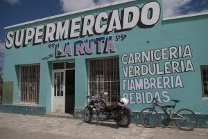 The classic road Ruta 40, the route 66 of Argentina links Bariloche to the south patagonian region.