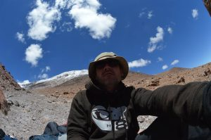 Sunnier Climbs head coach exploring the Atacama in Chile.