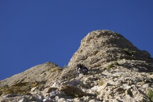Looking up the top of Espolon Fuerte, that is an extension to Espolon De Gallego